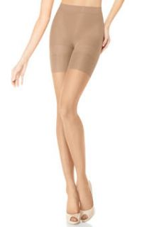 Assets Red Hot by Spanx 1844 Sheer Shaping Pantyhose Super Control Tights