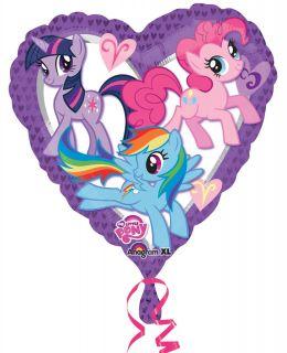 My Little Pony Friendship Magic Foil Balloon