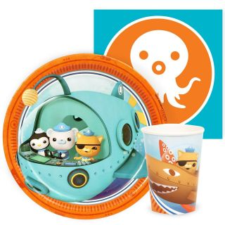 Octonauts Playtime Snack Pack