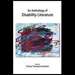 Anthology of Disability Literature