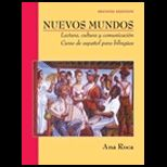 Nuevos Mundos  Spanish for Native Speakers