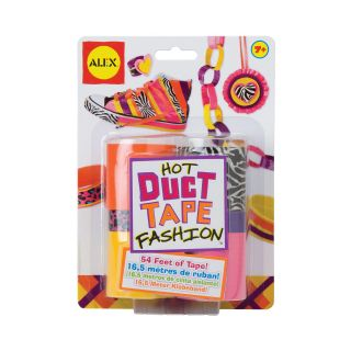 ALEX TOYS Hot Duct Tape Fashion Kit