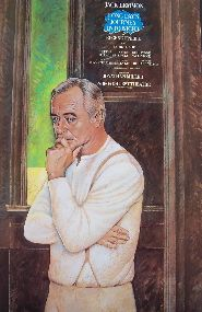 Long Days Journey Into Night (Original Broadway Theatre Window Card)