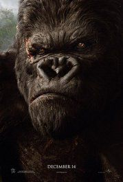 King Kong   2005 (Advance Style A) Movie Poster
