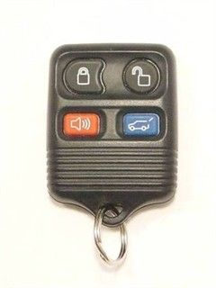 2004 Lincoln Aviator Keyless Entry Remote   Used