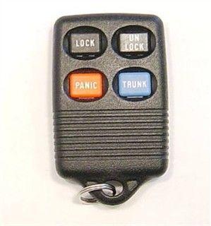 1996 Lincoln Mark VIII Keyless Entry Remote