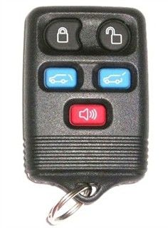 2003 Lincoln Navigator Keyless Entry Remote w/ liftgate   Used