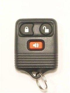 2000 Lincoln Navigator Keyless Entry Remote   Used