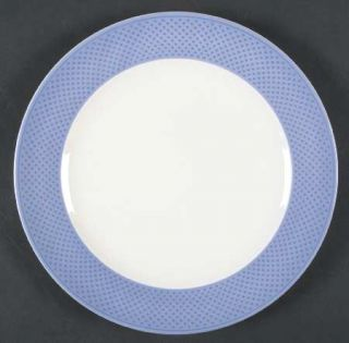 Villeroy & Boch Tipo Blue Dinner Plate, Fine China Dinnerware   Switch, Blue