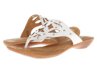 Born Milena   Crown Collection Womens Sandals (White)