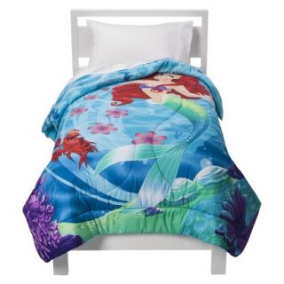 Disney Little Mermaid Comforter   Twin