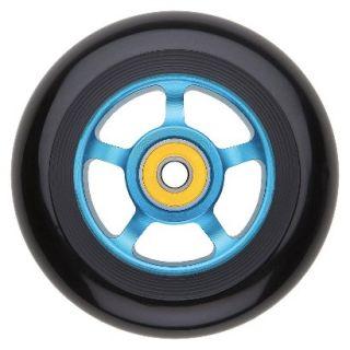 Razor Ultra Pro Spoke   Black/Teal (100mm)