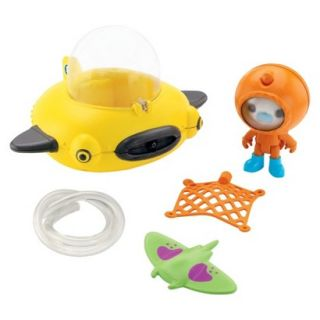 Fisher Price Octonauts GUP D and Barnacles Vehicle Playset