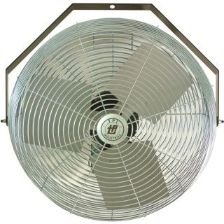 TPI Work Station Fan   18 Inch, Model U 18 TE