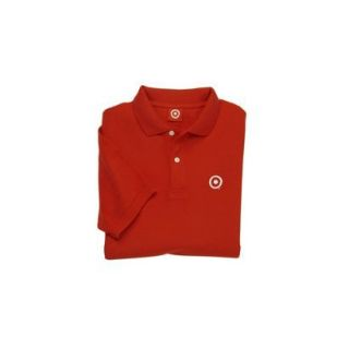 Team Member Short Sleeved Bullseye Polo XL