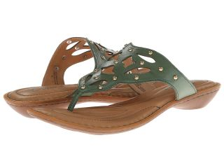 Born Milena   Crown Collection Womens Sandals (Green)