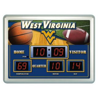 Team Sports America West Virginia Scoreboard Clock