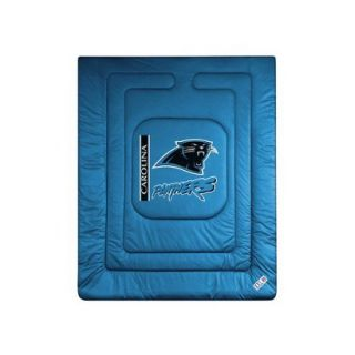 Carolina Panthers Comforter   Full/ Queen