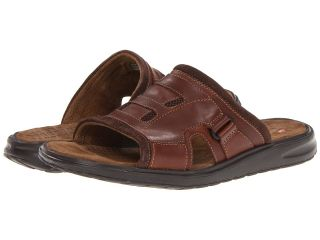 Clarks Un.Taino Mens Slide Shoes (Brown)