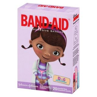 20ct Doc McStuffins Band Aid