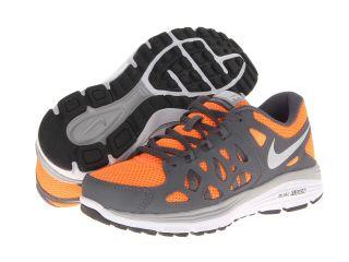 Nike Kids Dual Fusion Run 2 Kids Shoes (Gray)
