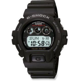 Casio GShock GW69001V Solar Atomic Watch,  Black