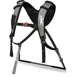 Piggyback Rider NOMIS Basic Stand Up Child Carrier,  Oranage/Gray