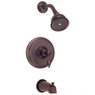 Danze® Fairmont™ Single Handle Tub & Shower Faucet Trim Kit   Oil Rubb