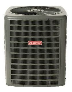 Goodman GSX130181 1.5 Ton 13 SEER Central Air Conditioner w/ R410A Refrigerant