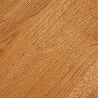 Bruce Natural Reflections Oak Butterscotch Solid Hardwood Flooring   5 in. x 7 in. Take Home Sample BR 667233