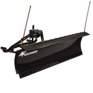 SNOWBEAR Heavy Duty 84 in. x 22 in. Snow Plow for 1500 Ram Trucks, F 150 Series, and 1500 Chevy Trucks 324 081