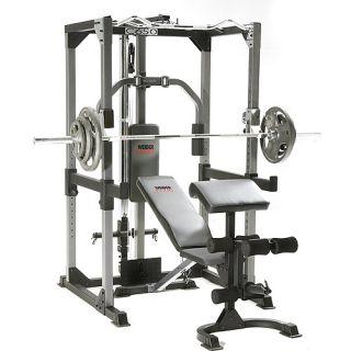 Weider Club C650 Rack and Bench Home Gym Set UNASSIGNED SHELF