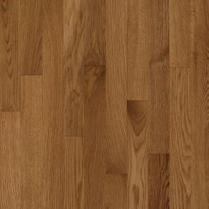 Bruce Natural Reflections Oak Mellow Solid Hardwood Flooring   5 in. x 7 in. Take Home Sample BR 667232