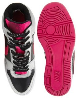 Pink  Nike Force Sky High Wedge Black/PinkTrainers