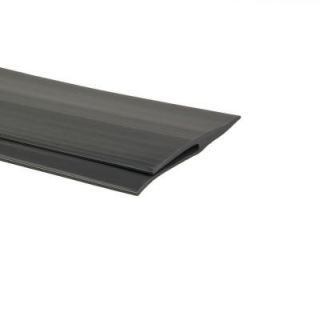 G Floor 25 ft. length Slate Grey Mat Edge Trim GFEDGE25SG