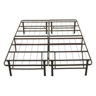 Twin Size Rest Rite Metal Platform Bed Frame MFP00112BBTW