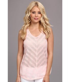 Jack by BB Dakota Nadette Top Womens Sleeveless (Pink)