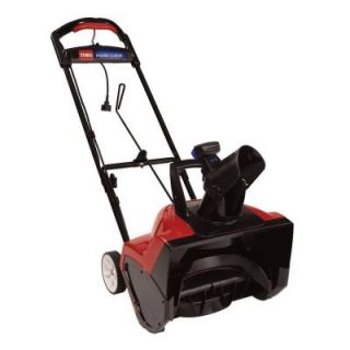 Toro 18 in. Power Curve Snow Blower 38381