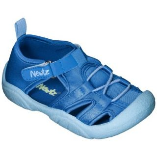 Toddler Boys Newtz Water Shoes   Blue 5 6