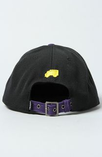 TRUKFIT The Galaxy Hat in Purple