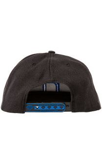 Diamond Supply Co Hat Un Polo Snapback in Black