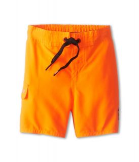 Quiksilver Kids Stomping Boardshort Boys Swimwear (Red)