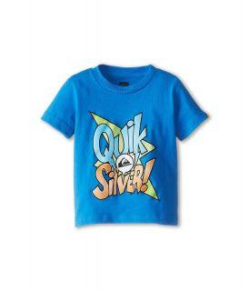 Quiksilver Kids Comix Tee Boys T Shirt (Blue)