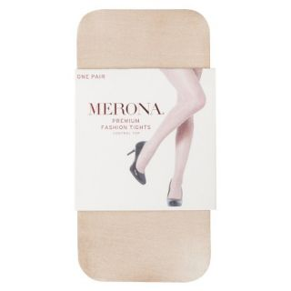 Merona Tall Control Top Sheer Tights   Light Sparkle Nude