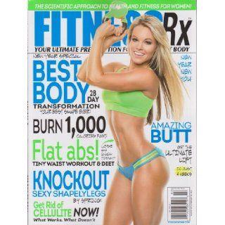 Fitness Rx Magazine February 2014 Various Books