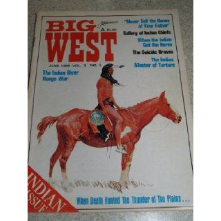 Big West Magazine, June 1969 (Volume 3, Number 1): Editor Charles Sultan: Books