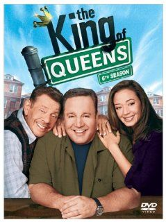 The King of Queens: Season 6: Kevin James, Leah Remini, Jerry Stiller, Victor Williams, Patton Oswalt, Gary Valentine, Nicole Sullivan, Merrin Dungey, Larry Romano, Lou Ferrigno, Mookie Barker, Sam McMurray, Ken Whittingham, Rob Schiller, Cathy Yuspa, Chri