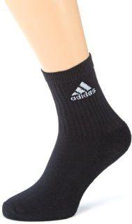 Adidas Erwachsene Socken Adicrew Halbgepolsterte Knöchelsocken: Sport & Freizeit