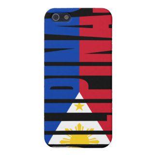 Pilipinas Philippines Flag iPhone 4 case