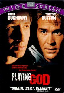 Playing God: David Duchovny, Timothy Hutton, Angelina Jolie, Michael Massee, Peter Stormare, Andrew Tiernan, Gary Dourdan, John Hawkes, Will Stewart, Philip Moon, Pasha D. Lychnikoff, Tracey Walter, Andy Wilson, Armyan Bernstein, Laura Bickford, Marc Abrah